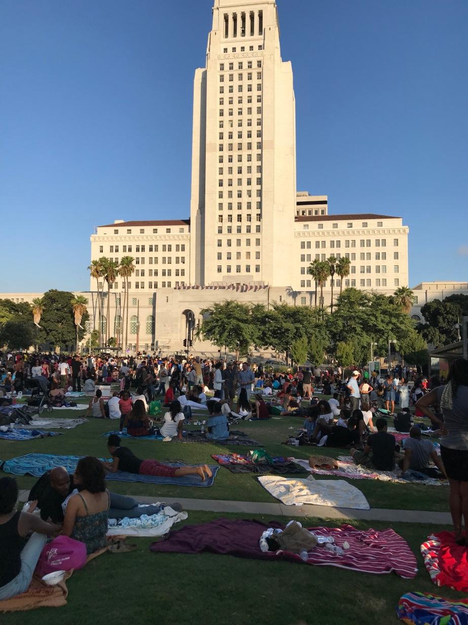 Grand Park-Los Angeles